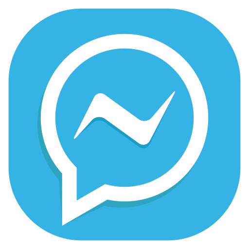 android, apps, media, messenger, social icon