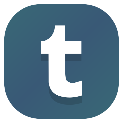 android, apps, media, social, tumblr icon