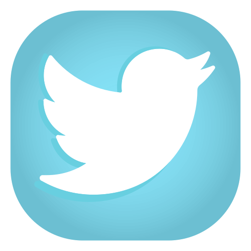 android, apps, media, social, twitter icon