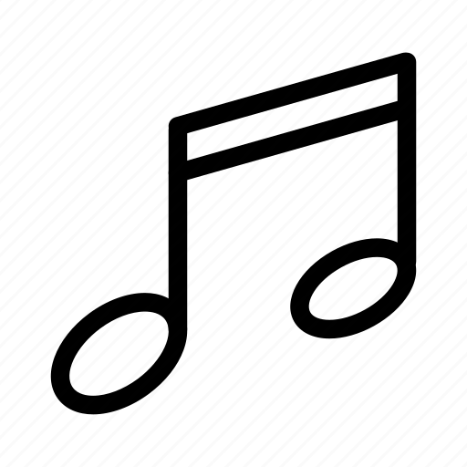 art, audio, music, music note, note, symphony icon