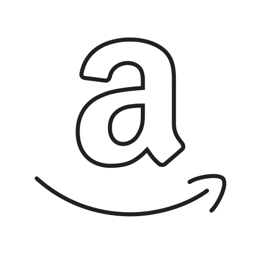 amazon, business, commerce, electronic, online, store, website icon