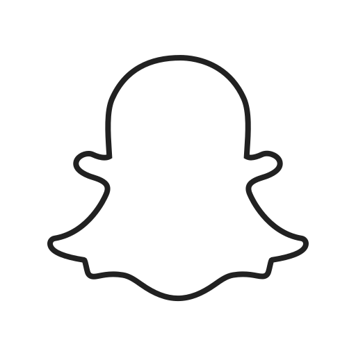 application, chat, logo, photo, snap, snapchat icon