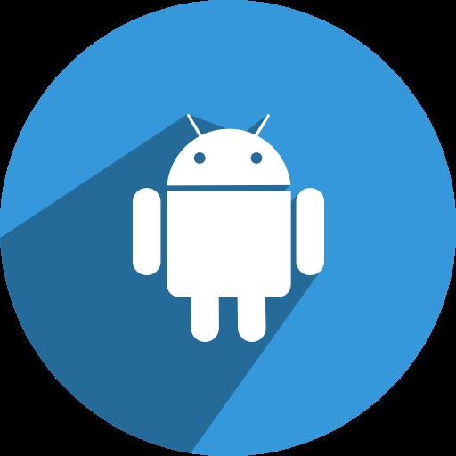 android, app, free, google, media, network, social icon