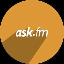 ask, ask.fm, fm icon