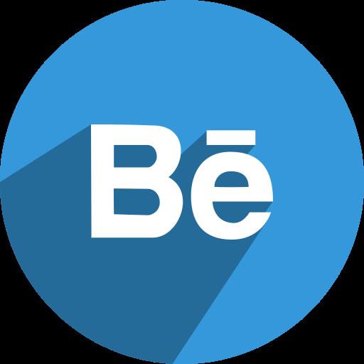 behance, media, network, social icon