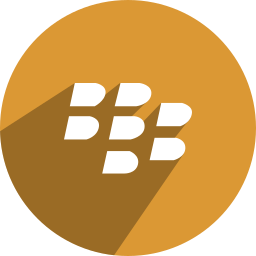 blackberry, free, media, network, social icon