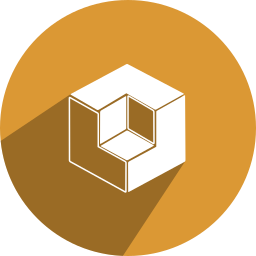 cubenet, free, media, network, social icon