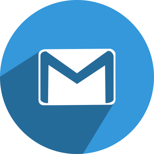 email, gmail, google, mail, media, network, social icon