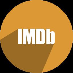 free, imdb, media, network, social icon