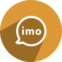 free, imo, media, network, social icon