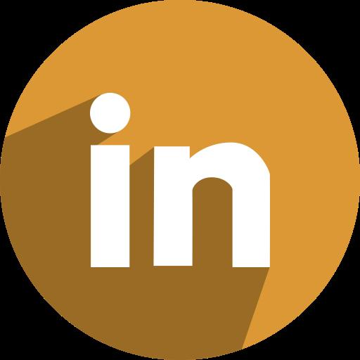 free, linkedin, media, network, social icon