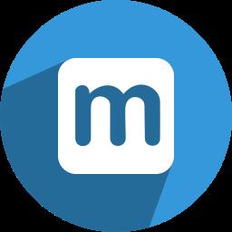 m, maaii icon