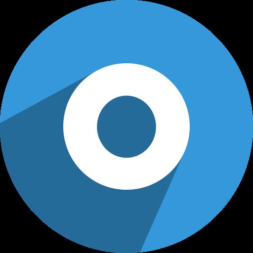 o, orkut icon