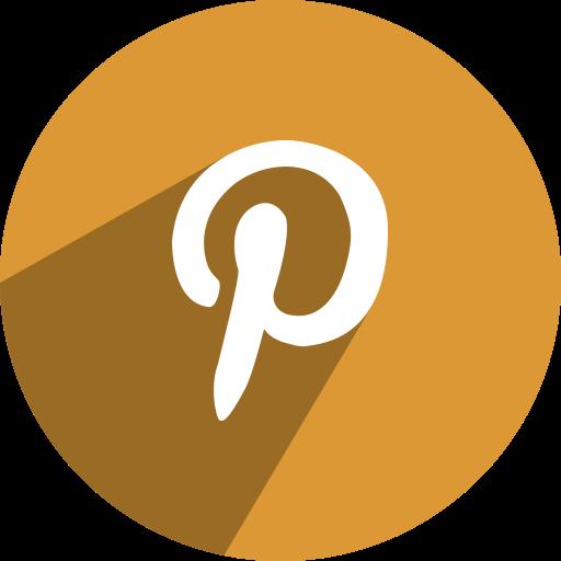 free, media, network, pinterest, social icon