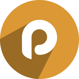 p, plaxo icon