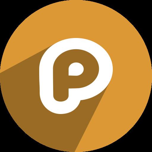 p, plurk icon