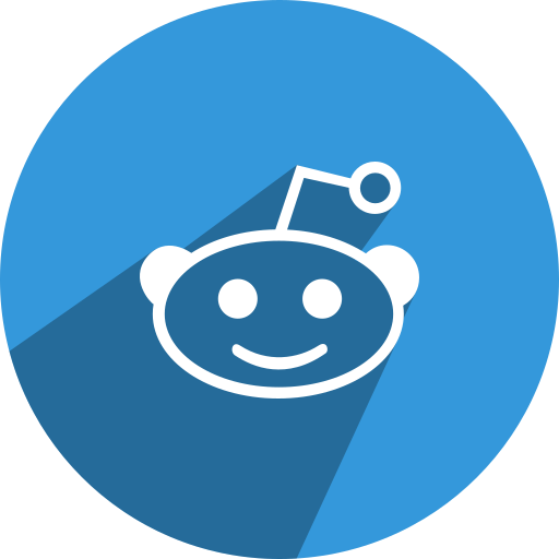 media, network, reddit, social icon