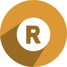 free, media, network, rounds, social icon