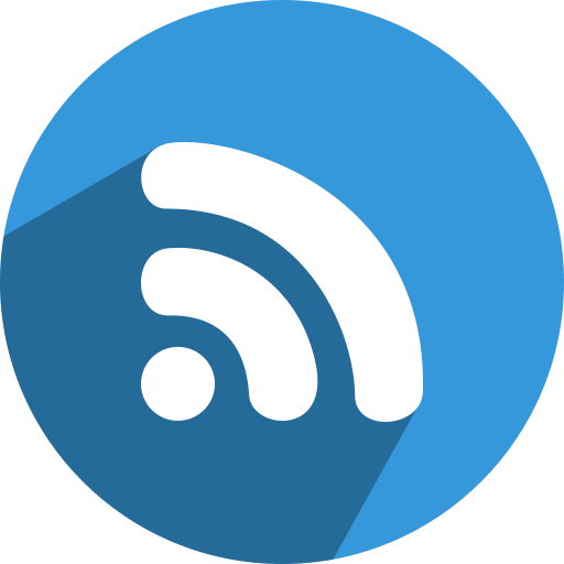 feed, media, network, news, rss, social, wireles icon