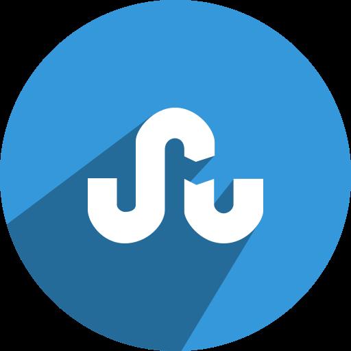 free, media, network, social, stumbleupon icon