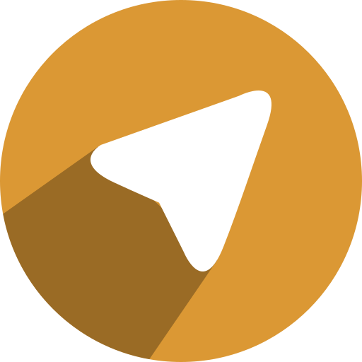 free, media, network, social, telegram icon