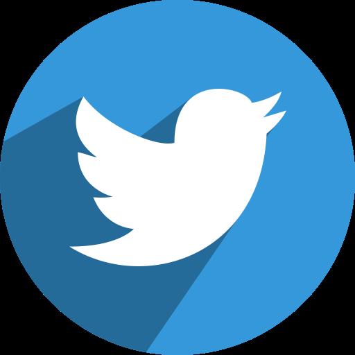 bird, letter, media, network, social, twit, twitter icon