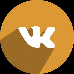 free, media, network, social, vk icon