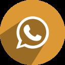 free, media, network, social, whatsapp icon