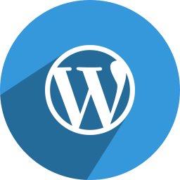 free, media, network, social, wordpress icon