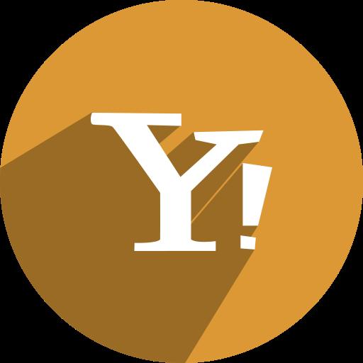 free, media, network, social, yahoo icon