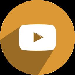 free, media, network, social, youtube icon