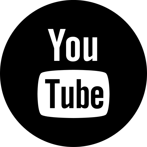 media, online, social, video, youtube icon