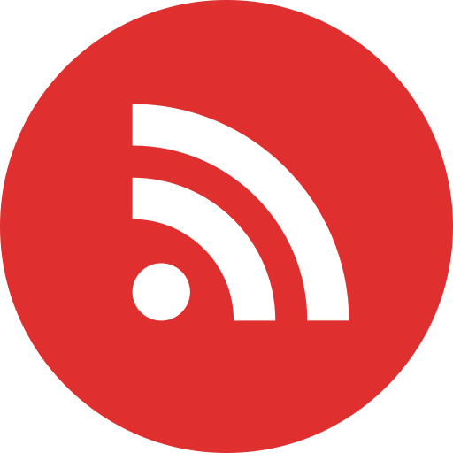 media, online, rss, social icon