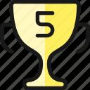gaming, trophy