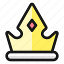 vip, king, crown