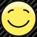 smiley, happy