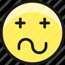smiley, wrong