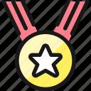 award, medal icon