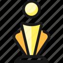 trophy, award icon