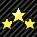 rating, star, winner