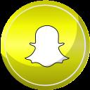 contact, media, snapchat, social, web icon