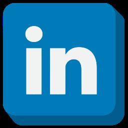 communication, linkedin, logo, media, online, social, social media icon