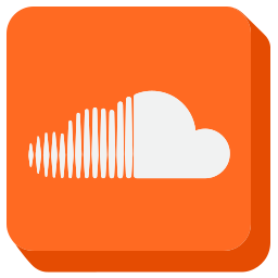 audio, media, multimedia, music, social media, sound, soundcloud icon