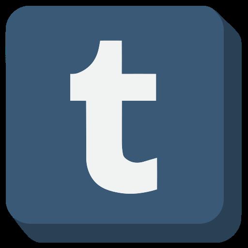 communication, media, multimedia, online, social, social media, tumblr icon