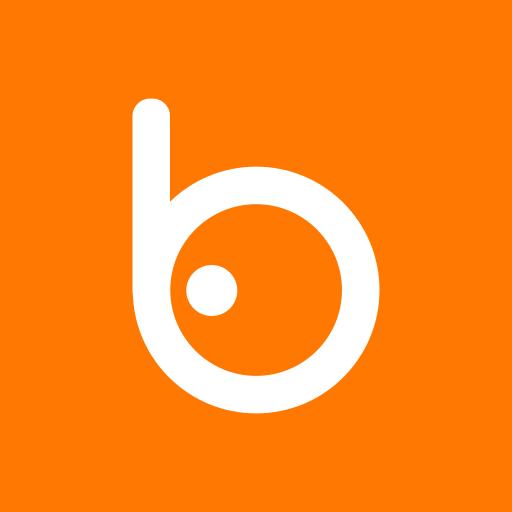 badoo, colored, high quality, media, social, social media, square icon