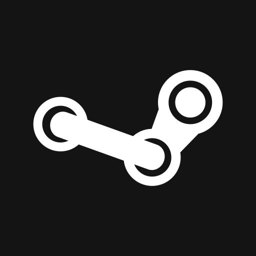 game, gamer, gaming, social, social media, square, steam icon
