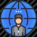 business, communication, human, online, people, speech bubble, talk, talking icon