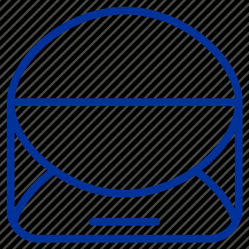bag, data, mediafiles, secure icon
