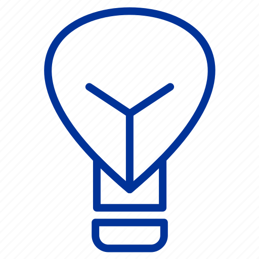 bright, connections, idea, lamp icon