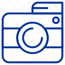 camera, digital, media, multimedia, photo icon